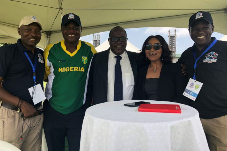 Nigerian Cricket Federation signs sponsorship deal with Eroton E & P