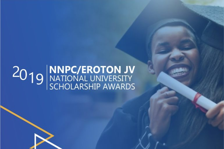 2019 NNPC/EROTON JV National University Scholarship Awards
