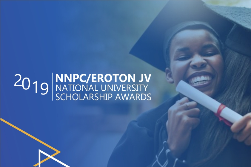 2019 NNPC/EROTON JV National University Scholarship Awards