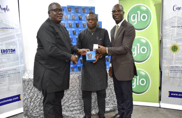 Eroton-Glo Partnership Brings Network Connectivity to Communities