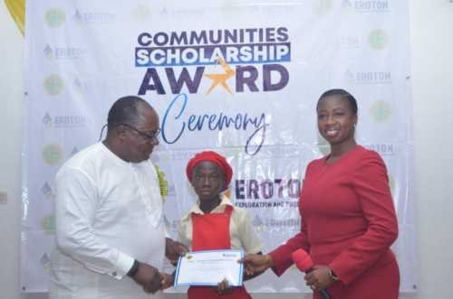 Community Scholarship Award Ceremony Dec 2018